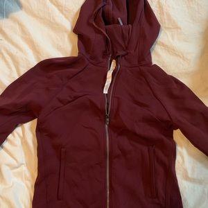 Women's Lululemon spacer zip up hoodie